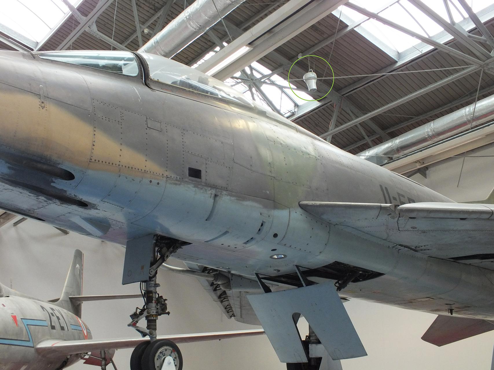 Musee De Lair Et De Lespace Le Bourget Airius 1